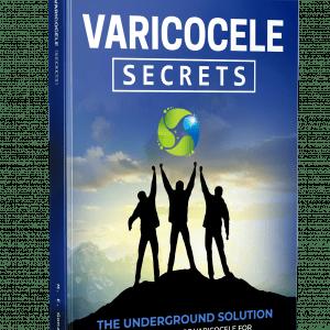 Varicocele Secrets Book (Ebook)